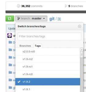 git-ubuntu14.04